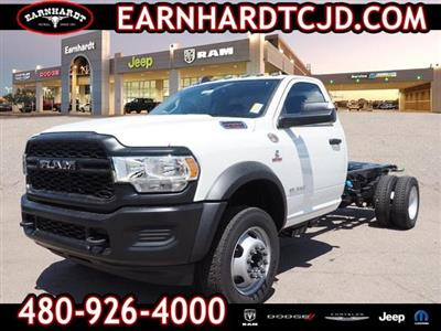 2019 Ram 5500 Regular Cab DRW 4x2, Cab Chassis #D92435 - photo 1