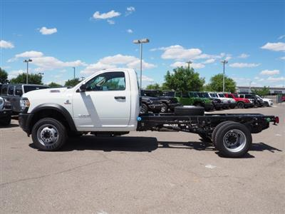 2019 Ram 5500 Regular Cab DRW 4x2, Cab Chassis #D92435 - photo 4
