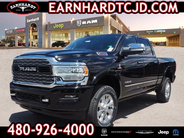 2019 Ram 2500 Crew Cab 4x4,  Pickup #D92472 - photo 1