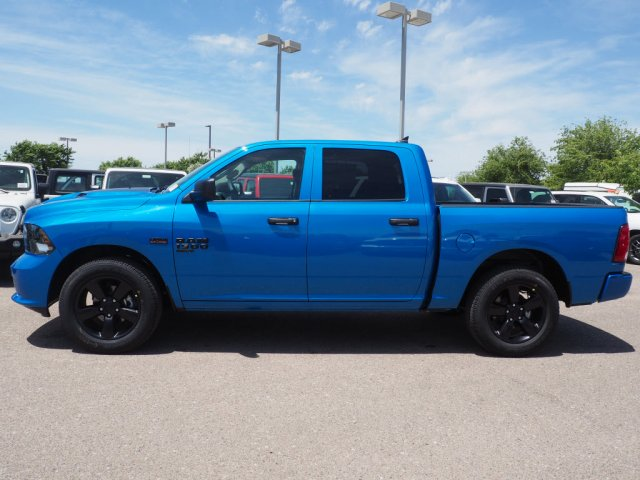 2019 Ram 1500 Crew Cab 4x2,  Pickup #D92500 - photo 5
