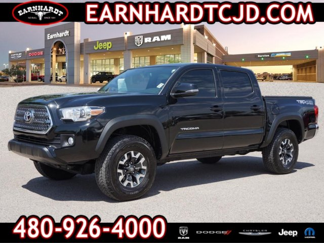 2017 Tacoma Double Cab 4x4,  Pickup #D92569A - photo 1