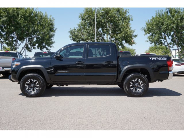 2017 Tacoma Double Cab 4x4,  Pickup #D92569A - photo 4