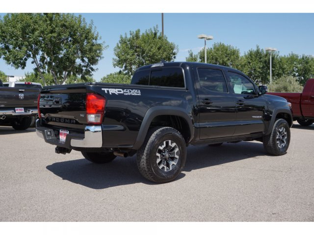 2017 Tacoma Double Cab 4x4,  Pickup #D92569A - photo 6