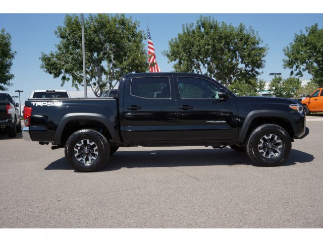 2017 Tacoma Double Cab 4x4,  Pickup #D92569A - photo 7