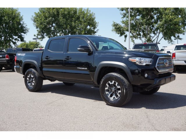 2017 Tacoma Double Cab 4x4,  Pickup #D92569A - photo 8