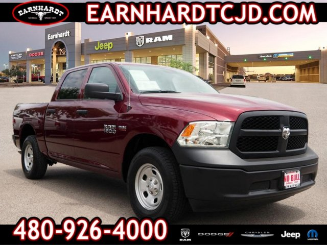 2018 Ram 1500 Crew Cab 4x4,  Pickup #D92592A - photo 1