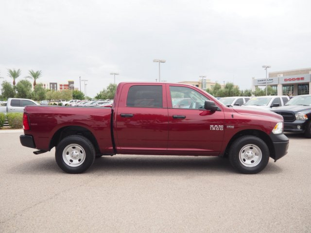 2018 Ram 1500 Crew Cab 4x4,  Pickup #D92592A - photo 8