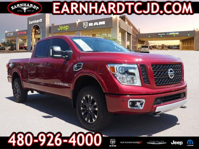 2017 Titan XD Crew Cab,  Pickup #D92608A - photo 1