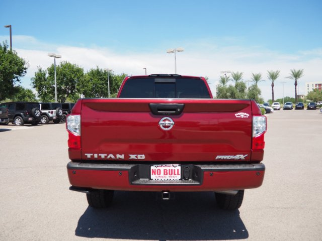 2017 Titan XD Crew Cab,  Pickup #D92608A - photo 7