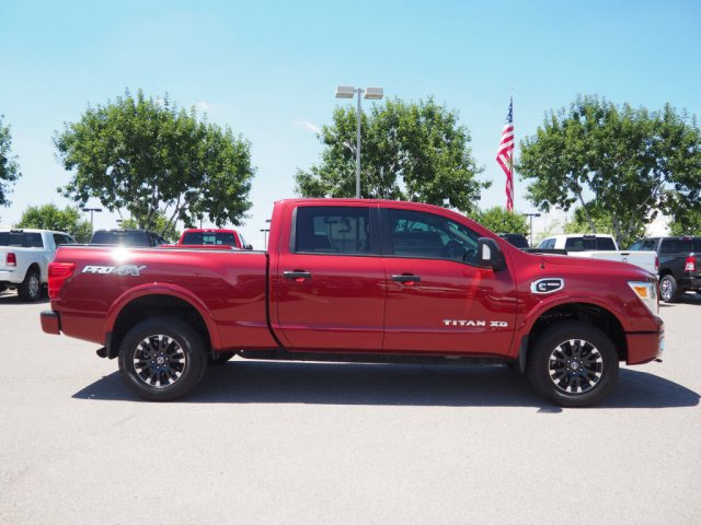 2017 Titan XD Crew Cab,  Pickup #D92608A - photo 9