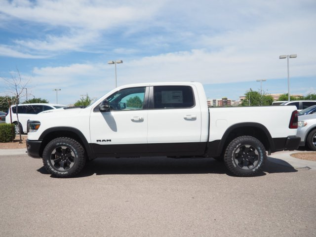 2019 Ram 1500 Crew Cab 4x4,  Pickup #D92893 - photo 4