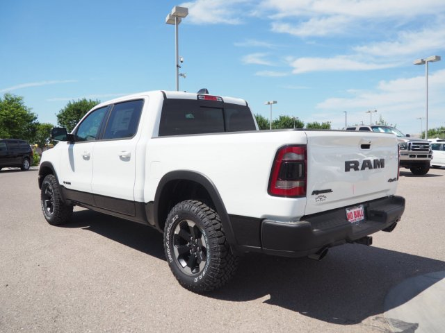 2019 Ram 1500 Crew Cab 4x4,  Pickup #D92893 - photo 2