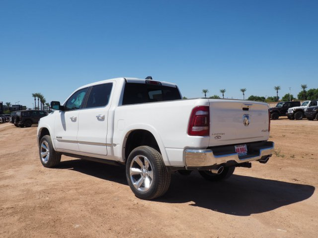 2019 Ram 1500 Crew Cab 4x4, Pickup #D92942 - photo 2