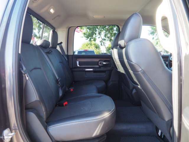 2017 Ram 1500 Crew Cab 4x4,  Pickup #D93079A - photo 12