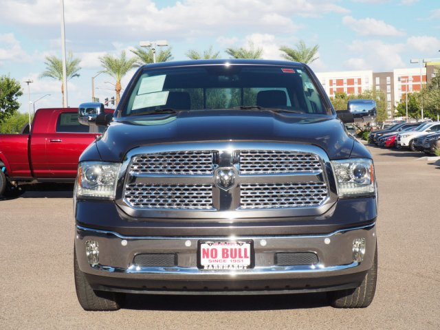 2017 Ram 1500 Crew Cab 4x4,  Pickup #D93079A - photo 3