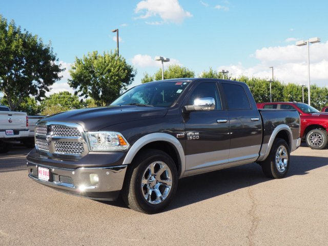 2017 Ram 1500 Crew Cab 4x4,  Pickup #D93079A - photo 4