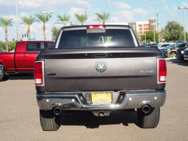 2017 Ram 1500 Crew Cab 4x4,  Pickup #D93079A - photo 7