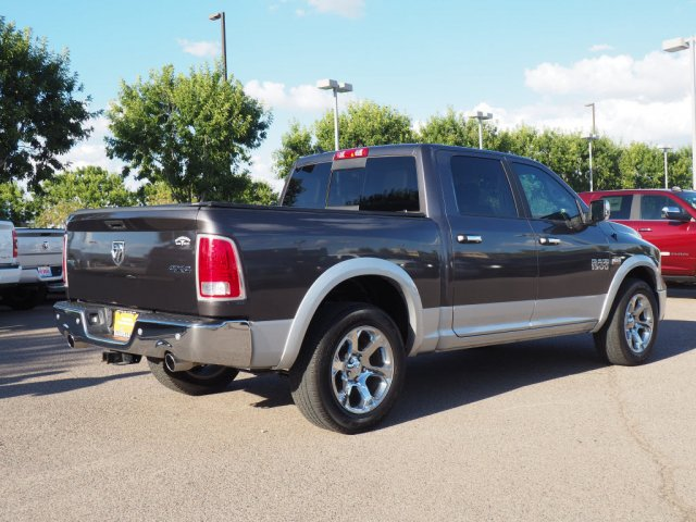 2017 Ram 1500 Crew Cab 4x4,  Pickup #D93079A - photo 2