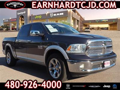 2017 Ram 1500 Crew Cab 4x4,  Pickup #D93079A - photo 1