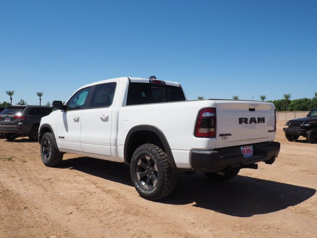 2019 Ram 1500 Crew Cab 4x4,  Pickup #D93183 - photo 2