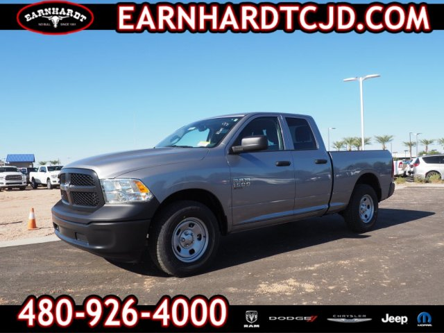 2019 Ram 1500 Quad Cab 4x2, Pickup #D93891 - photo 1