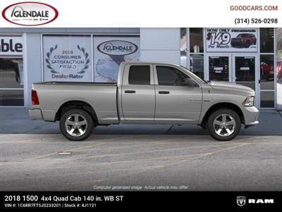 2018 Ram 1500 Quad Cab 4x4,  Pickup #4J1121 - photo 10