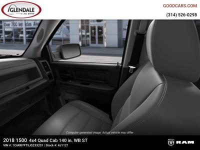 2018 Ram 1500 Quad Cab 4x4,  Pickup #4J1121 - photo 17