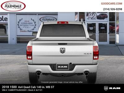 2018 Ram 1500 Quad Cab 4x4,  Pickup #4J1121 - photo 7