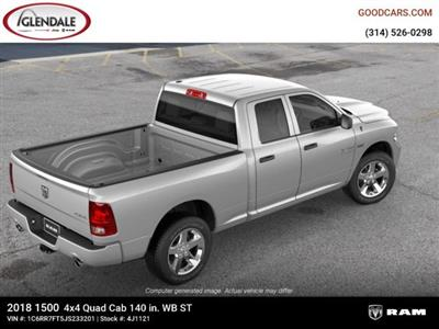 2018 Ram 1500 Quad Cab 4x4,  Pickup #4J1121 - photo 9