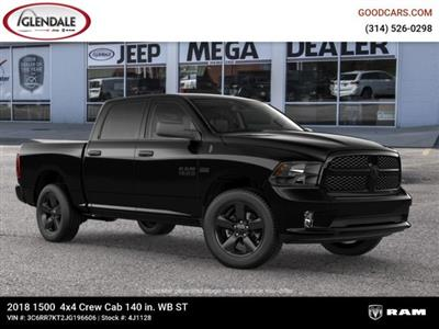 2018 Ram 1500 Crew Cab 4x4,  Pickup #4J1128 - photo 11
