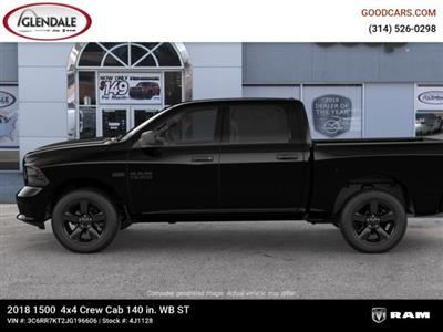 2018 Ram 1500 Crew Cab 4x4,  Pickup #4J1128 - photo 5