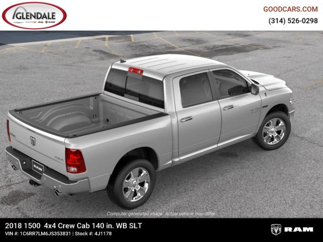 2018 Ram 1500 Crew Cab 4x4,  Pickup #4J1178 - photo 9