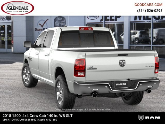 2018 Ram 1500 Crew Cab 4x4,  Pickup #4J1180 - photo 6