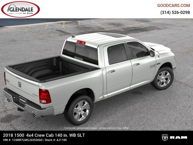 2018 Ram 1500 Crew Cab 4x4,  Pickup #4J1180 - photo 9