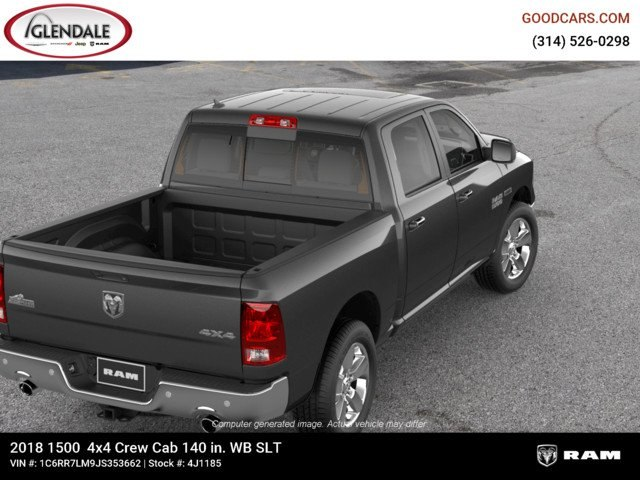 2018 Ram 1500 Crew Cab 4x4,  Pickup #4J1185 - photo 8