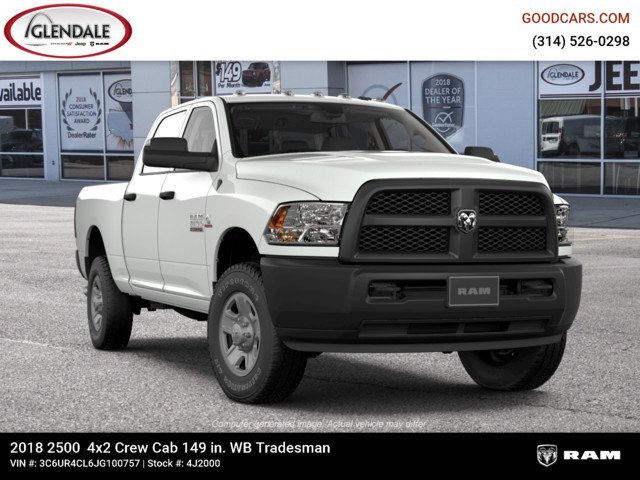 2018 Ram 2500 Crew Cab 4x2,  Pickup #4J2000 - photo 12