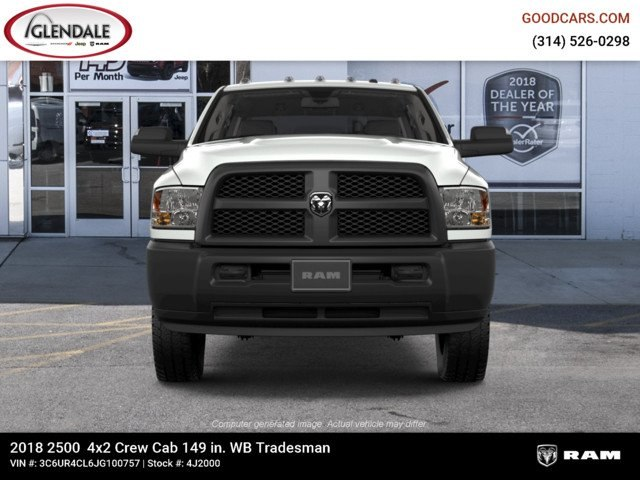 2018 Ram 2500 Crew Cab 4x2,  Pickup #4J2000 - photo 3