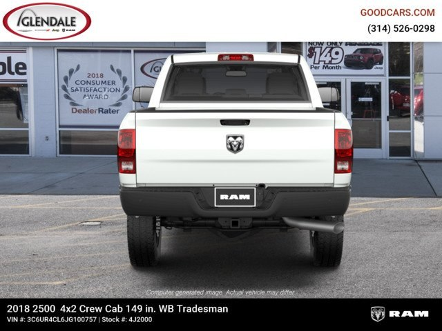 2018 Ram 2500 Crew Cab 4x2,  Pickup #4J2000 - photo 7