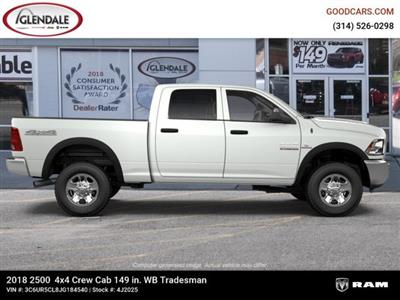 2018 Ram 2500 Crew Cab 4x4,  Pickup #4J2025 - photo 10