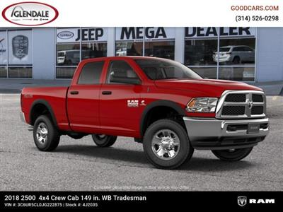2018 Ram 2500 Crew Cab 4x4,  Pickup #4J2035 - photo 11