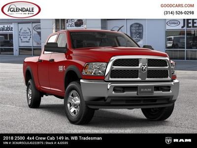 2018 Ram 2500 Crew Cab 4x4,  Pickup #4J2035 - photo 12