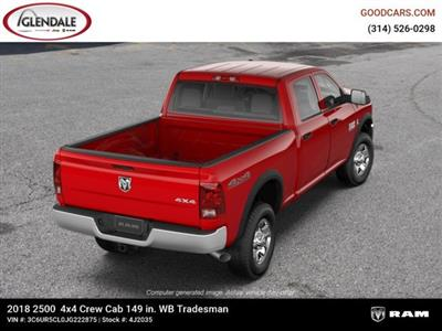 2018 Ram 2500 Crew Cab 4x4,  Pickup #4J2035 - photo 8