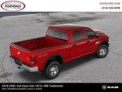 2018 Ram 2500 Crew Cab 4x4,  Pickup #4J2035 - photo 9
