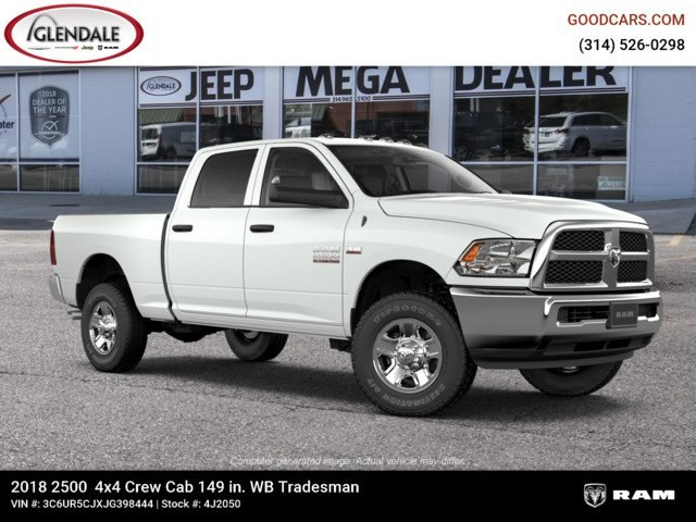 2018 Ram 2500 Crew Cab 4x4,  Pickup #4J2050 - photo 11