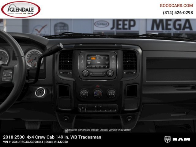 2018 Ram 2500 Crew Cab 4x4,  Pickup #4J2050 - photo 13