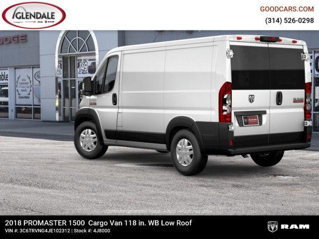 2018 ProMaster 1500 Standard Roof FWD,  Empty Cargo Van #4J8000 - photo 1