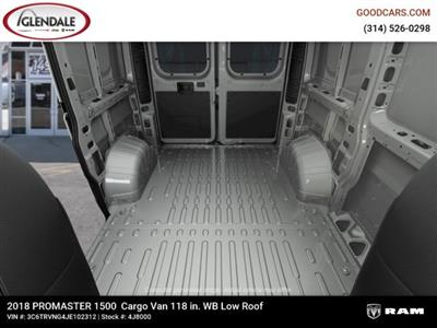 2018 ProMaster 1500 Standard Roof FWD,  Empty Cargo Van #4J8000 - photo 14