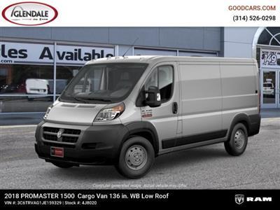 2018 ProMaster 1500 Standard Roof FWD,  Empty Cargo Van #4J8020 - photo 1