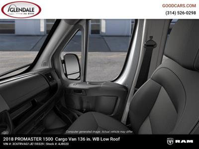 2018 ProMaster 1500 Standard Roof FWD,  Empty Cargo Van #4J8020 - photo 2