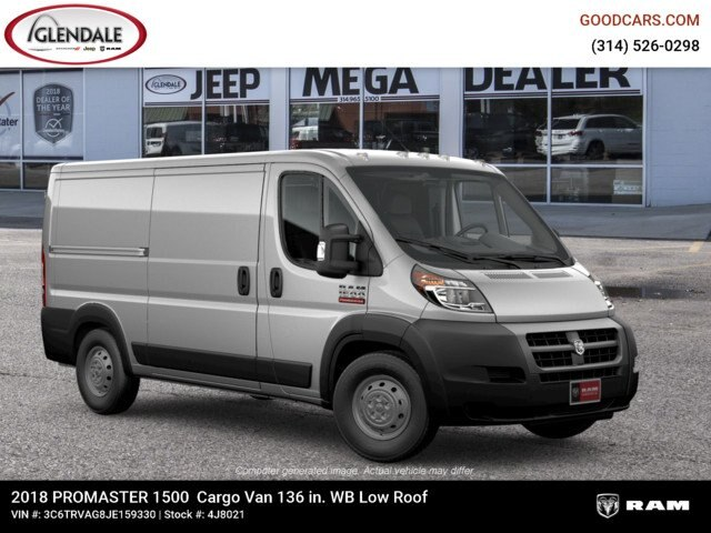 2018 ProMaster 1500 Standard Roof FWD,  Empty Cargo Van #4J8021 - photo 12